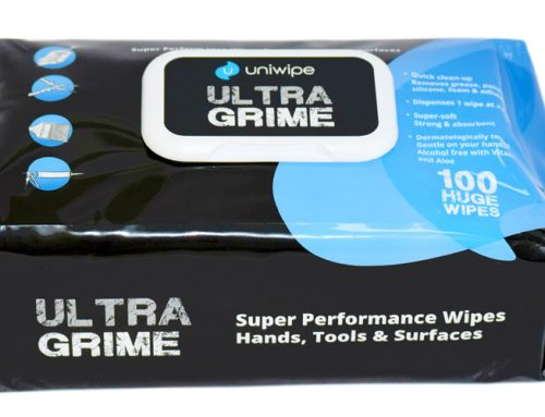 Uniwipe Ultragrime Industrial Wipes