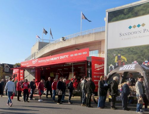 Toolfair Sandown Park – even bigger, even better!