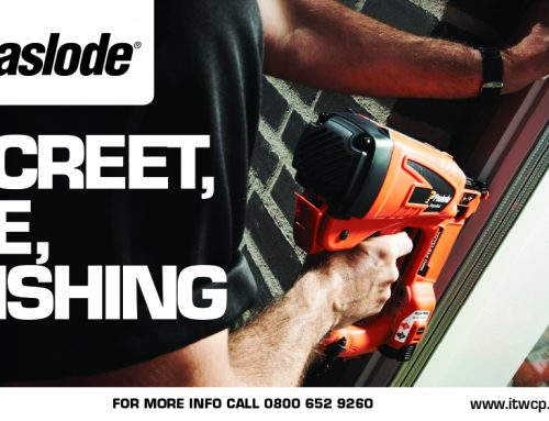Discover the Paslode IM50 at Toolfair Coventry