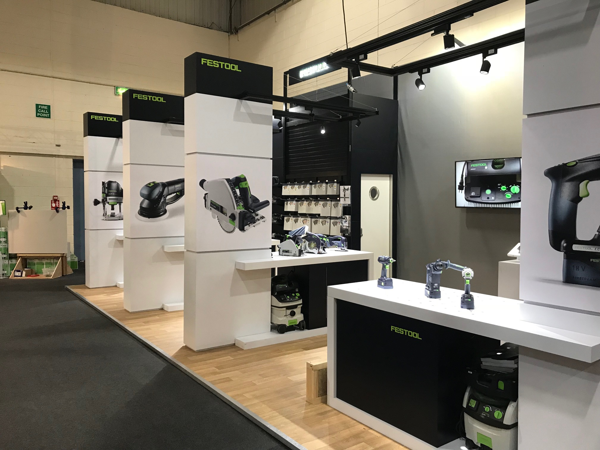 A NEW look for Festool