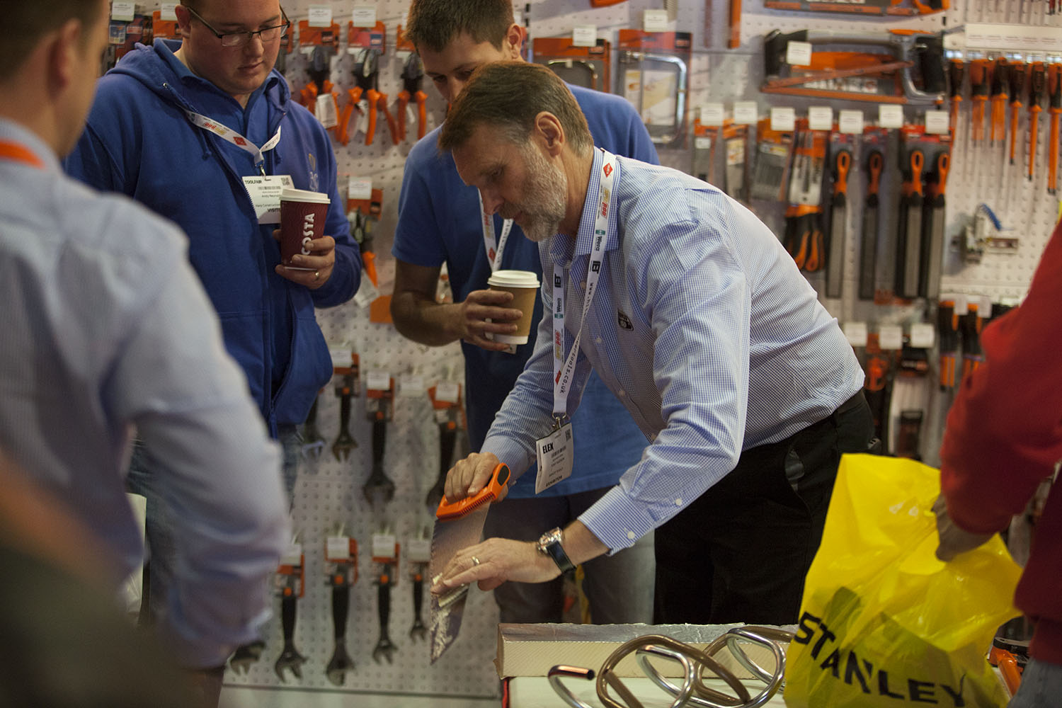 How to maximise your presence at a trade show